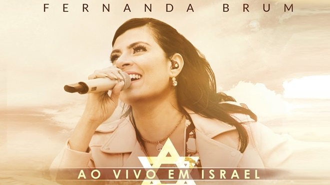 Fernanda Brum Ao vivo em Israel