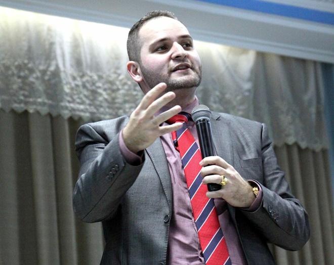 Pastor Galdino Junior | Presidente da Adsa Brasil