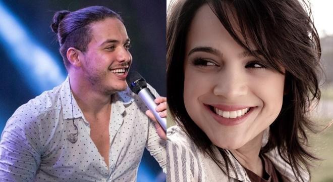 Cantora gospel Daniela Araújo canta em festa Wesley Safadão para sua esposa
