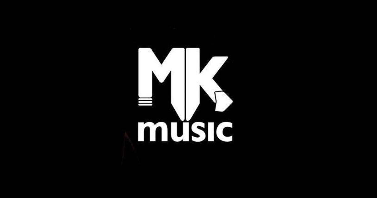 "MK Music ""logo"""