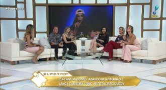 Lucas Mizziony no Super Pop