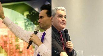 Bispo Samuel Ferreira e pastor Marcos Rangel