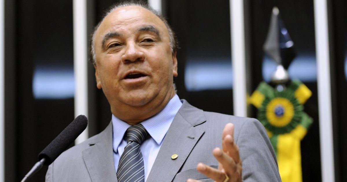 Presidente da Igreja do Evangelho Quadrangular, reverendo Mario de Oliveira