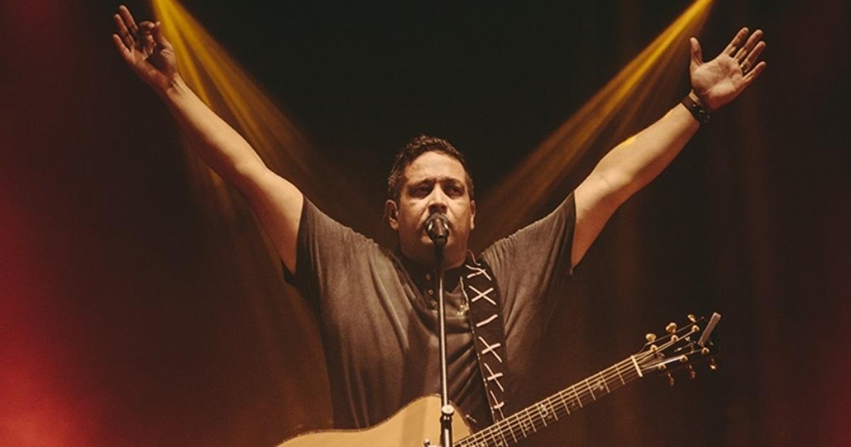 Fernandinho estreia na noite gospel da 55ª edição da Expoagro