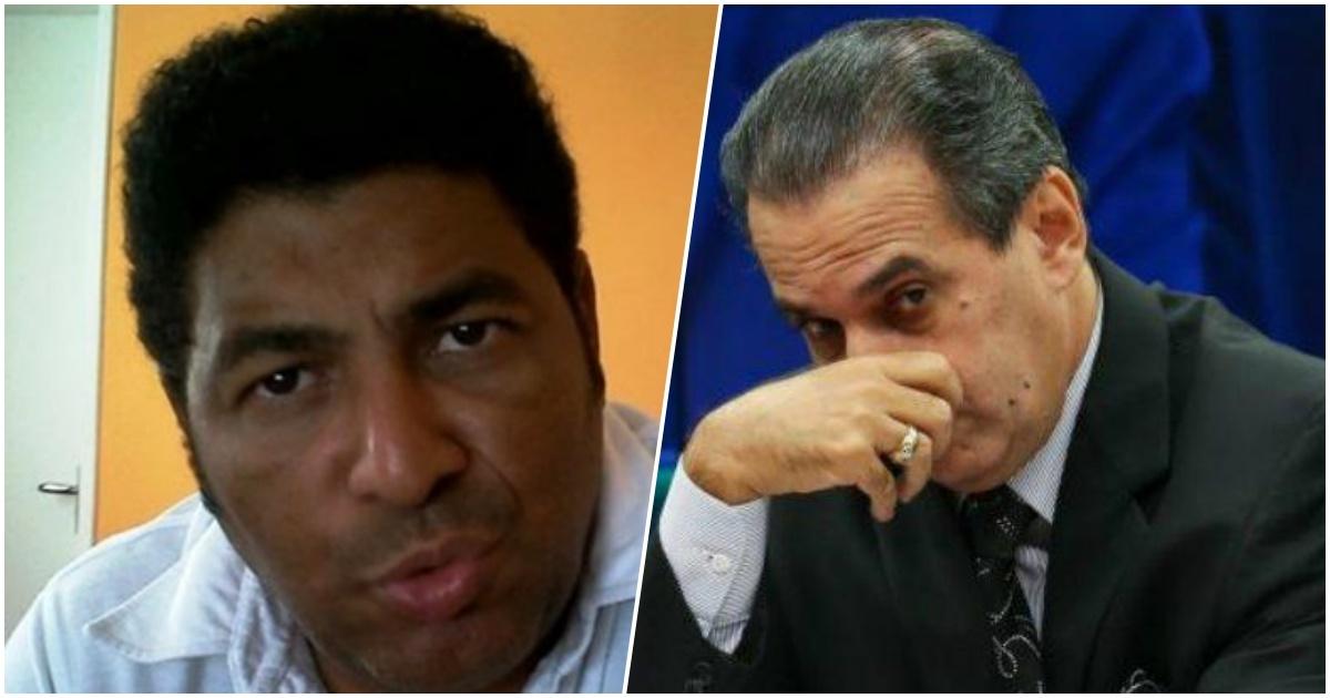 """Marcos Antônio manda """"indireta"""" à Silas Malafaia: Você pode ser linchado!"""