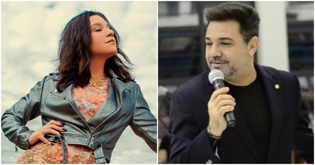 Marco Feliciano e Priscilla Alcantara protagonizam barraco nas redes sociais