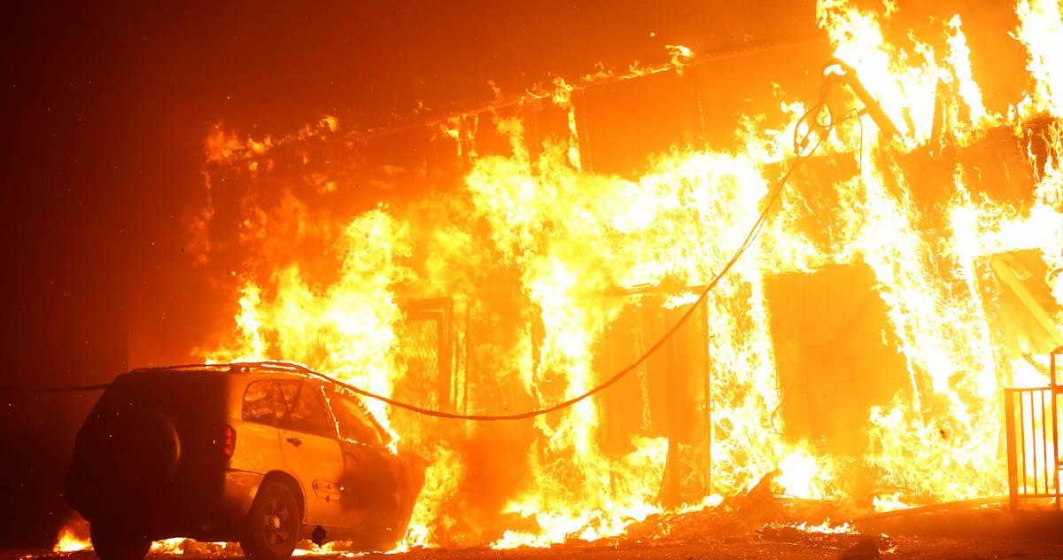 Baterista ateia fogo em igrejas e assalta carro (REPRODUÇÃO)