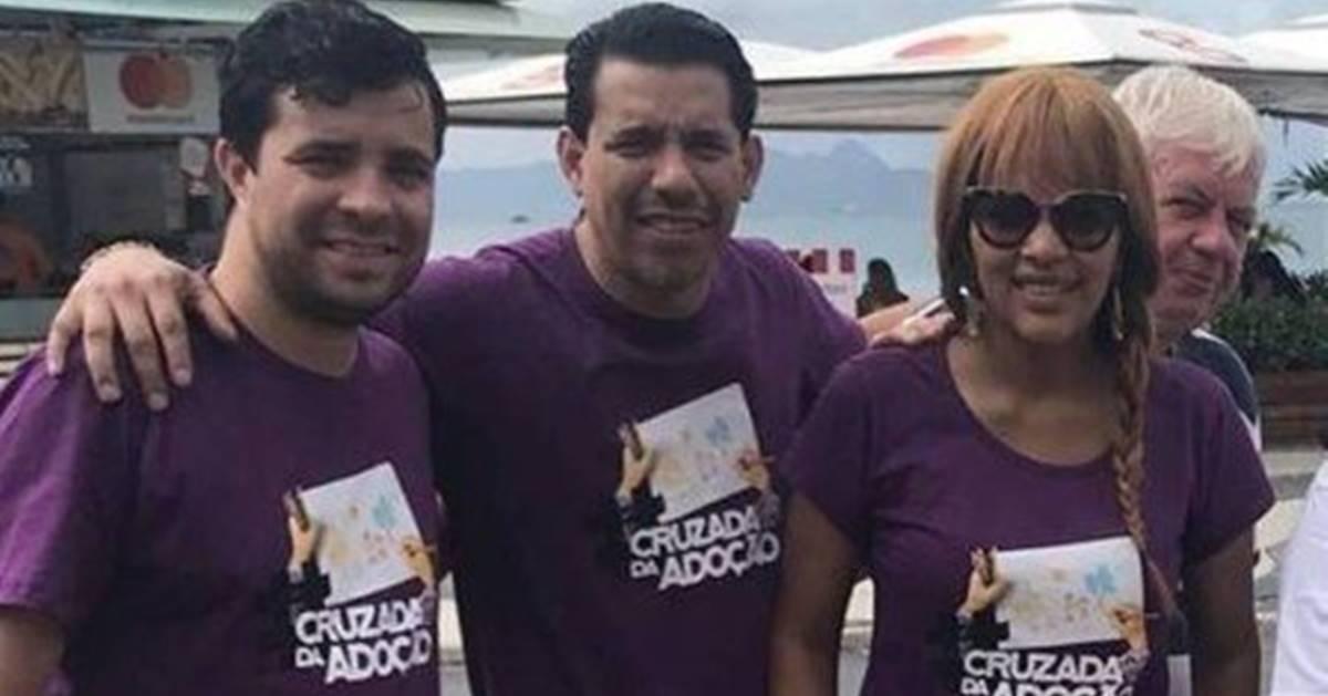 Ministério em crise: Mais um filho de Flordelis deixa igreja fundada por ela