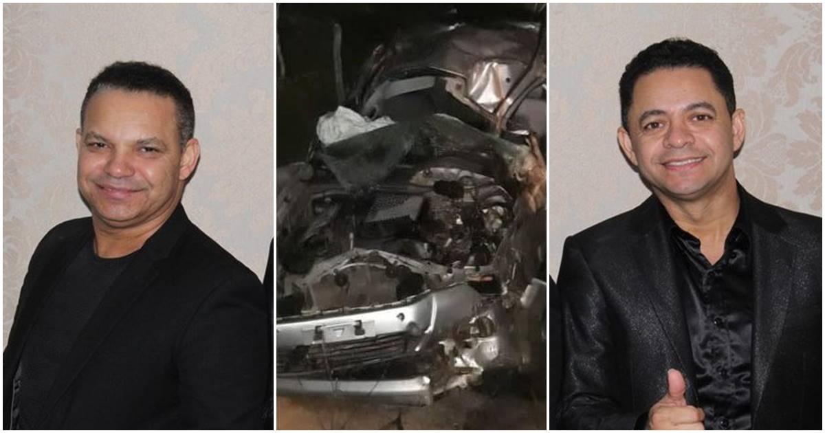 Samuel Santos esclarece acidente envolvendo seu irmão Daniel