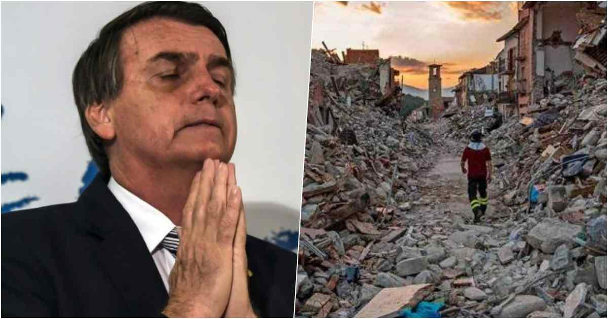 Vídeo: Pastor que profetizou eleição de Bolsonaro faz previsão terrível