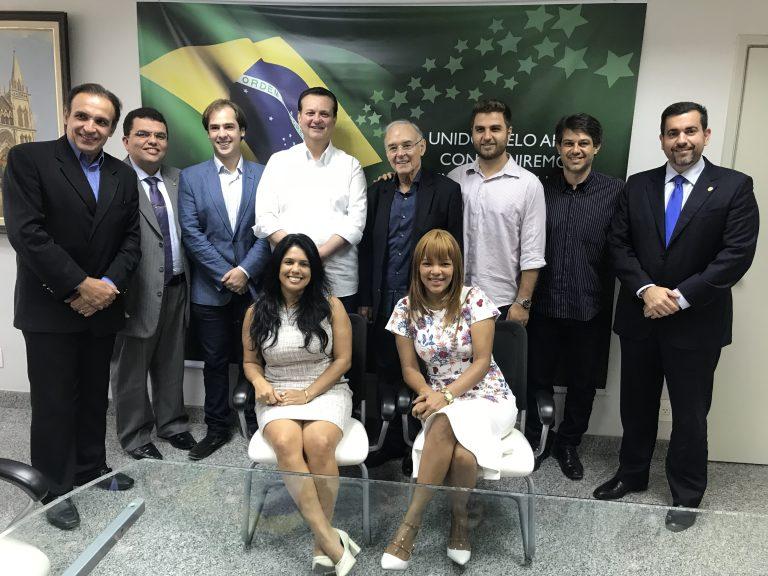 Membros do PSD no Rio de Janeiro