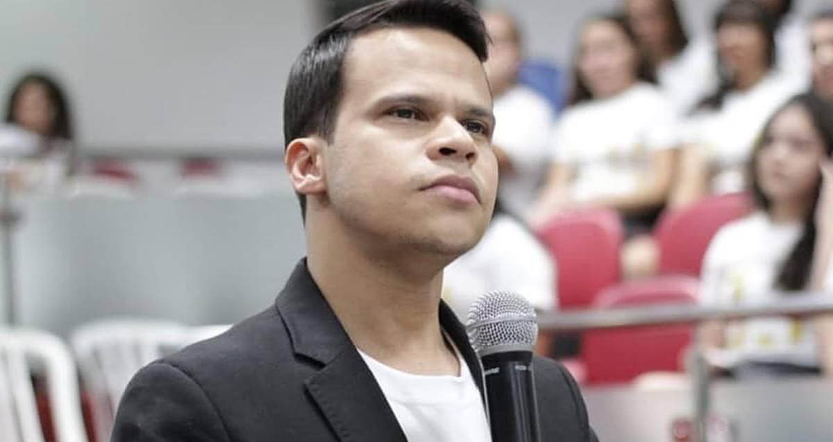Pastor Elizeu Rodrigues (Reprodução)