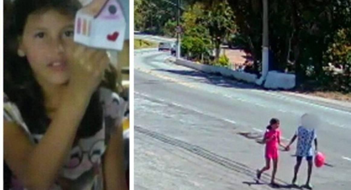 Adolescente suspeito de matar menina Raíssa foi a igreja evangélica antes do crime