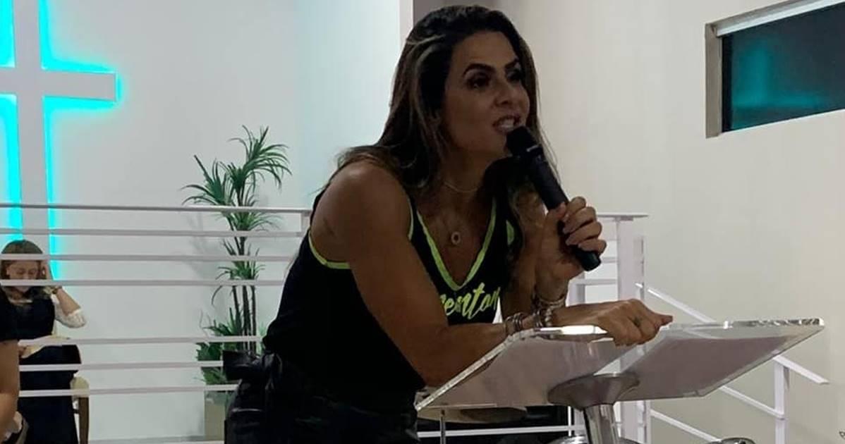 Danielle Favatto (Reprodução)