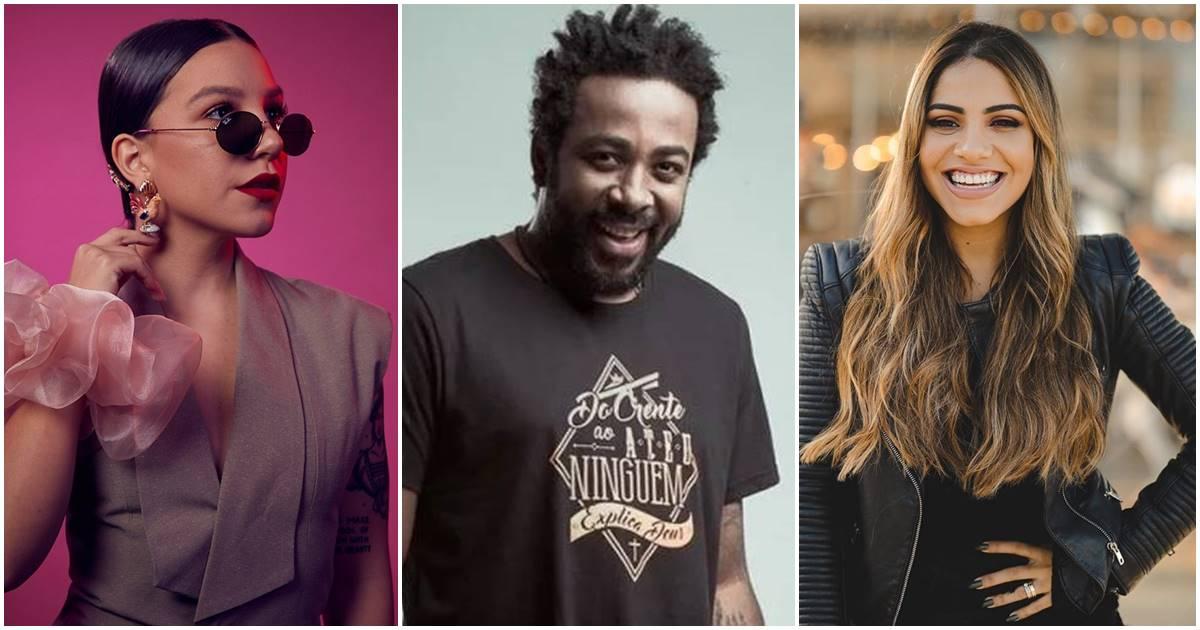 Cinco nomes que mais se destacaram na música gospel em 2019