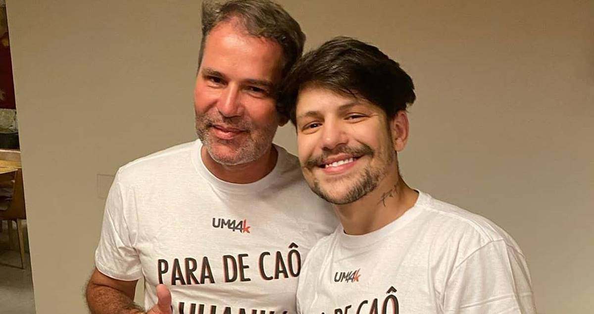 "Pastor Márcio Poncio critica conduta do filho: ""Fraco, pequeno e desprezível"""