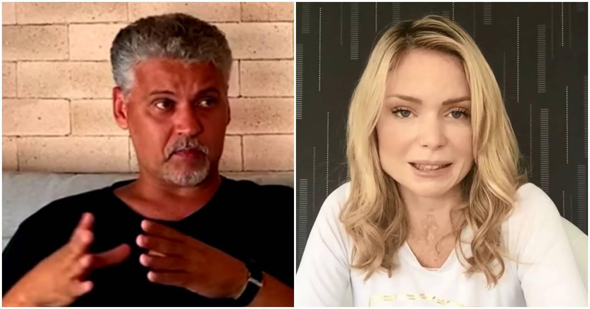 Renato Pimentel e Bianca Toledo (Reprodução)