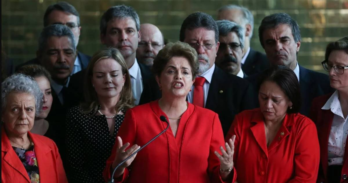 Dilma Rousseff (Reprodução)