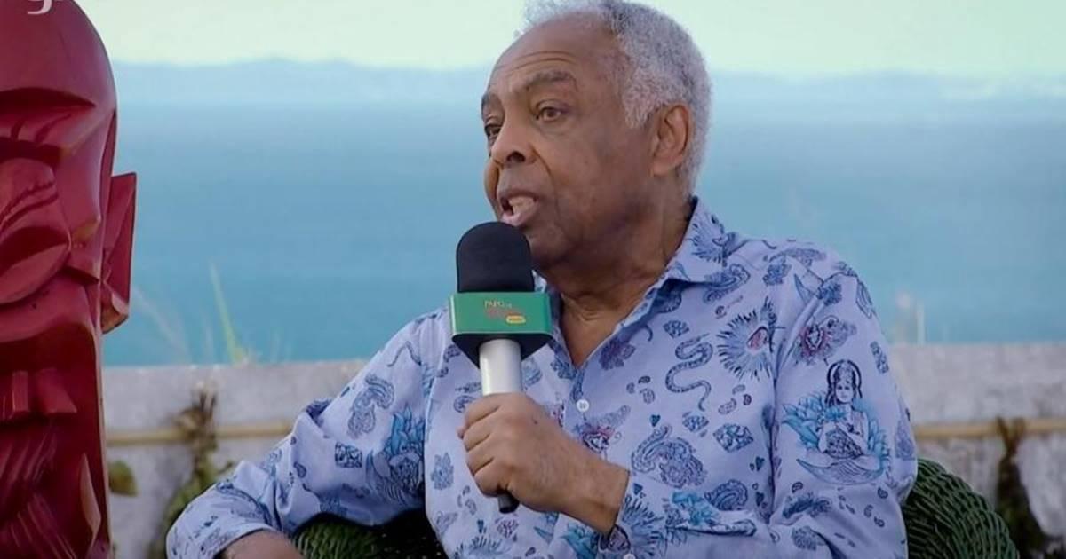 Gilberto Gil (Reprodução)