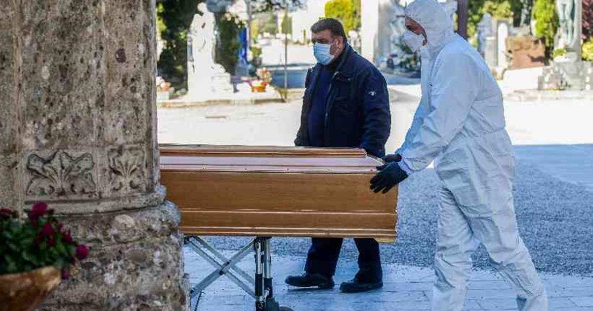 Na Itália morte de padres por coronavírus é maior que de médicos