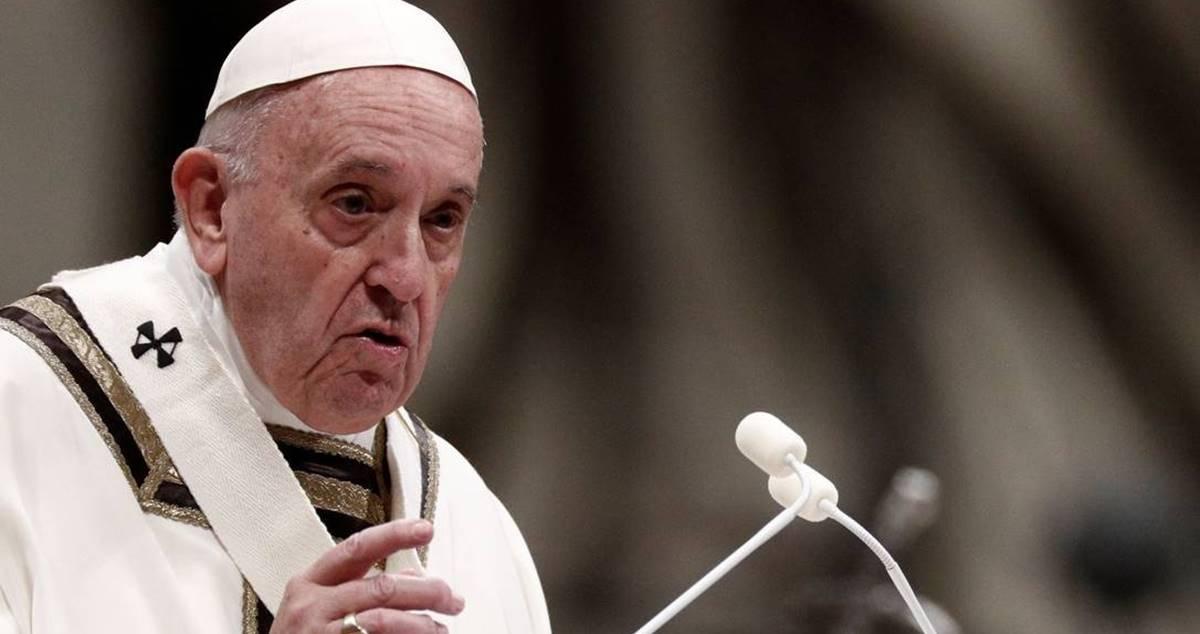Papa Francisco (Reprodução)