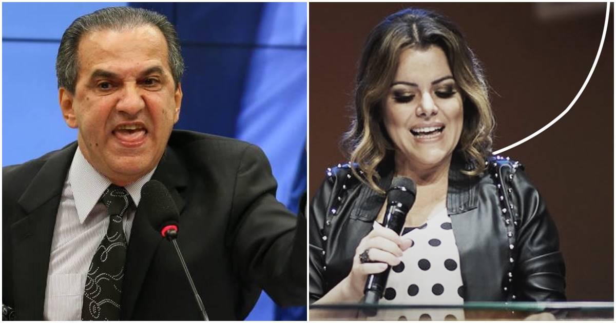 Silas Malafaia e Ana Paula Valadão (Reprodução)