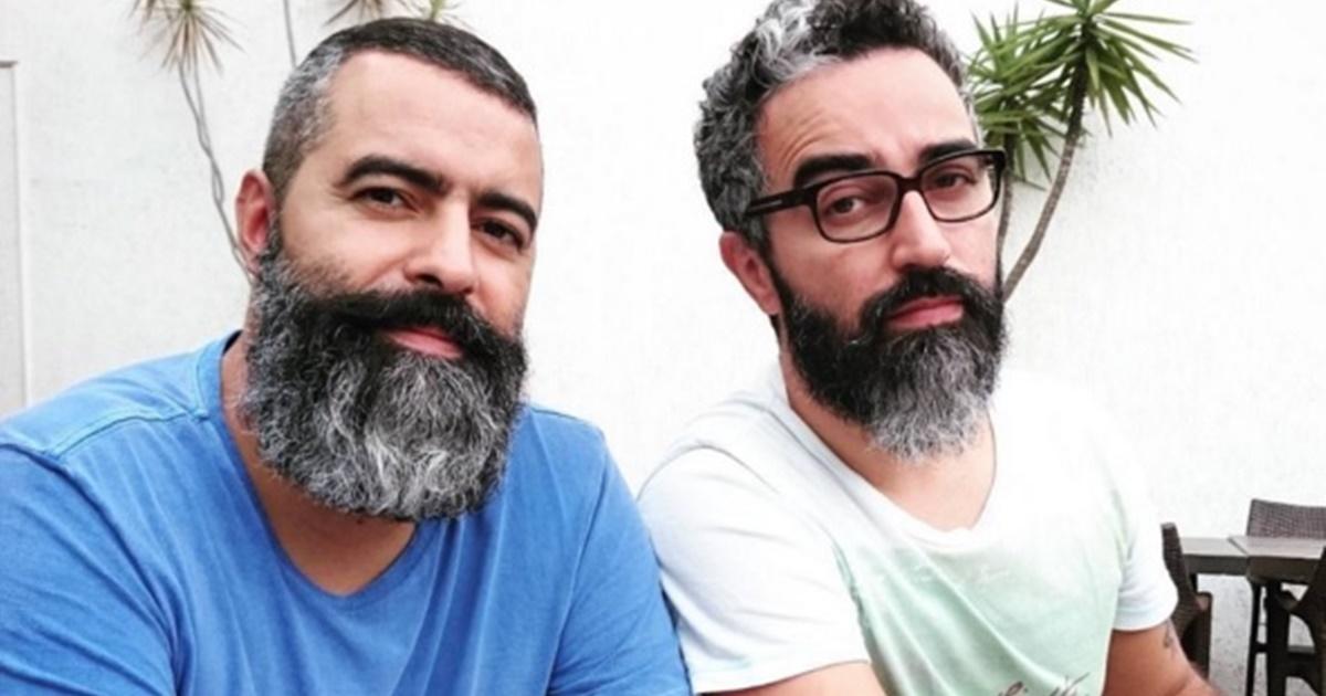 Déio Tambasco e Duca Tambasco (Reprodução)