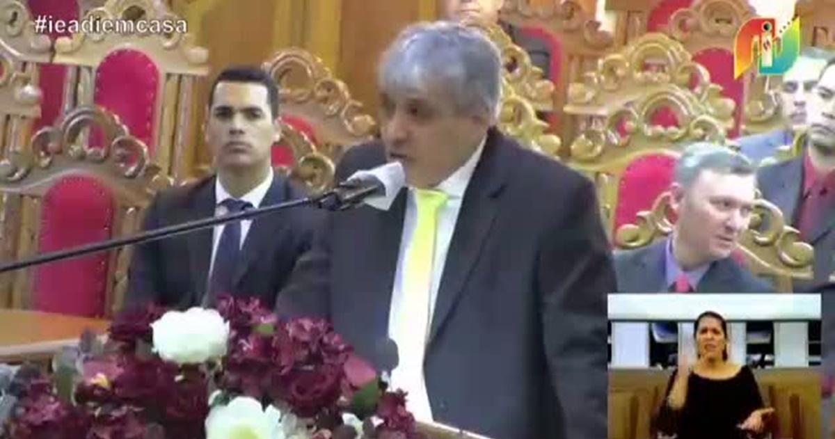 Pastor Neuton Lima (Reprodução)