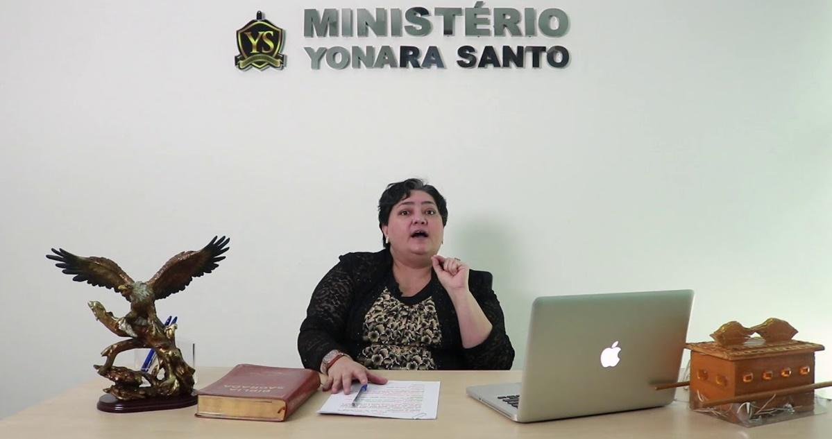 Pastora Yonara Santo (Reprodução)