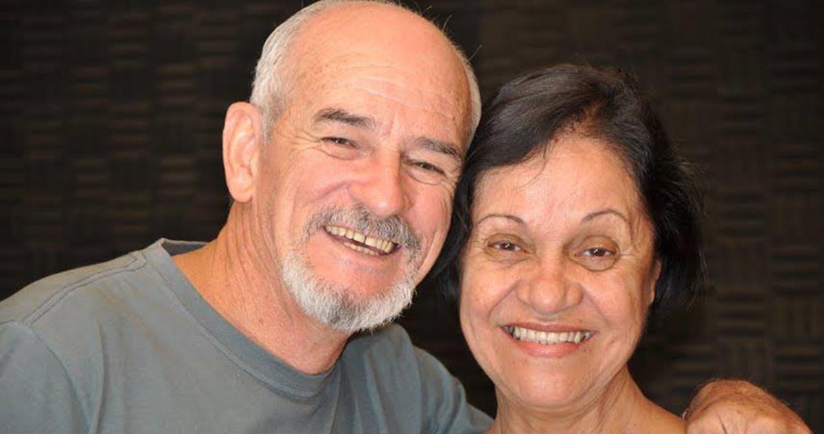 Paulo Cezar, Nilma Soares (Reprodução)