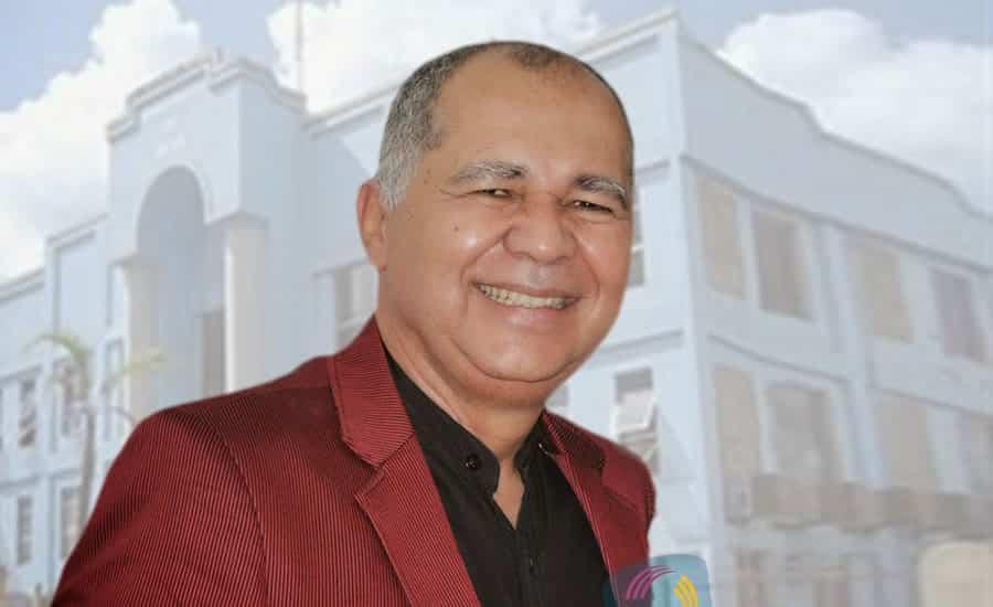Pastor Luiz Gonzaga (Reprodução)