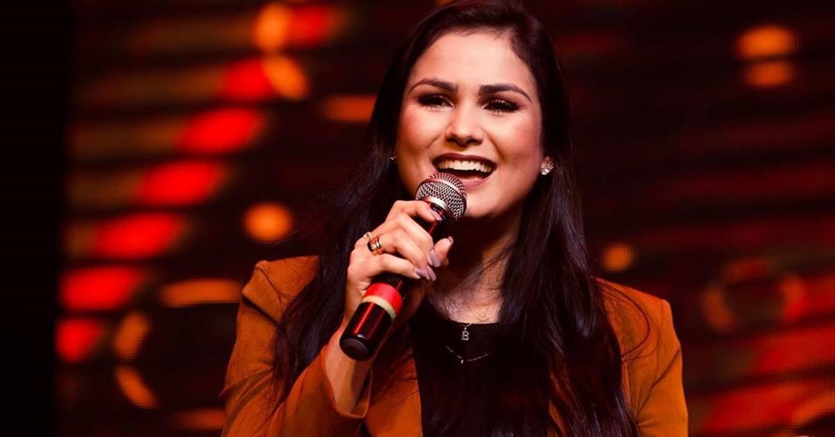Cantora Bruna Olly (Reprodução)