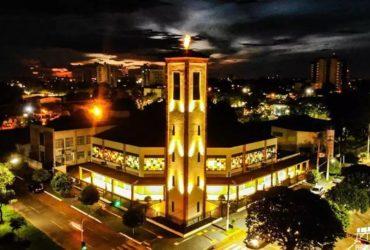 Igreja São José Operário(Reprodução)