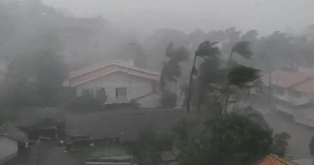 Igreja evangélica estima prejuízo de R$ 200 mil após ciclone em Blumenau