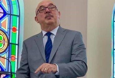 Minlton Ribeiro pastor e ministro da Educação (Reprodução)