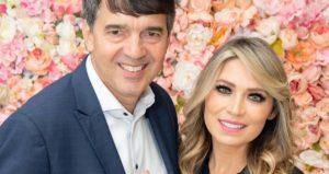 Pastor Alexandre Silva e Elaine de Jesus (Reprodução)