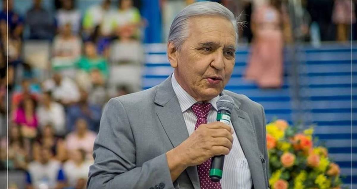 Morre com Covid-19 presidente da Assembleia de Deus em Várzea Grande-MT
