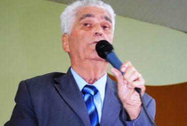 Pastor Salatiel Fidelis de Souza (Reprodução)