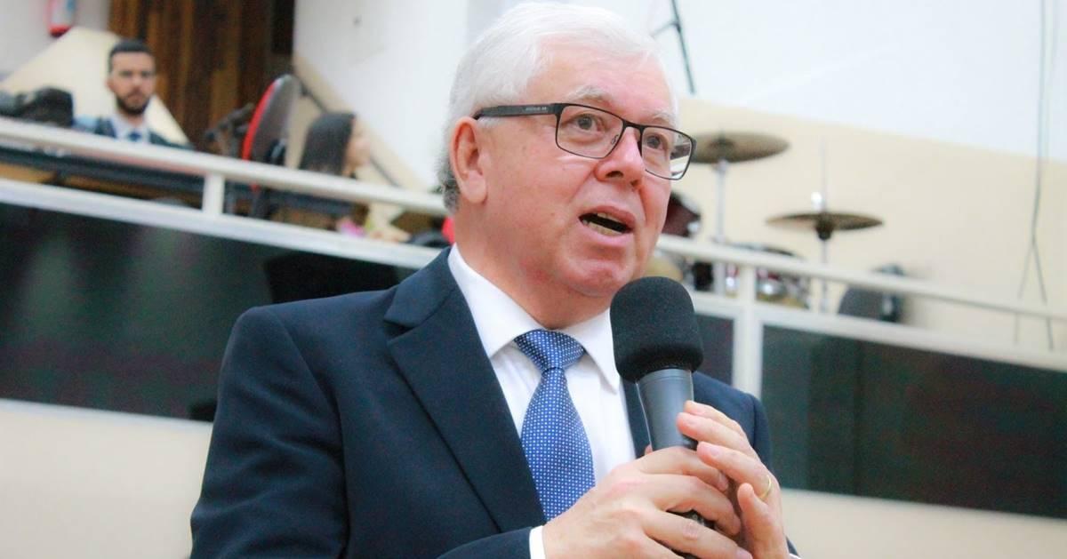 Pastor Valdeny Carneiro de Oliveira (Reprodução)