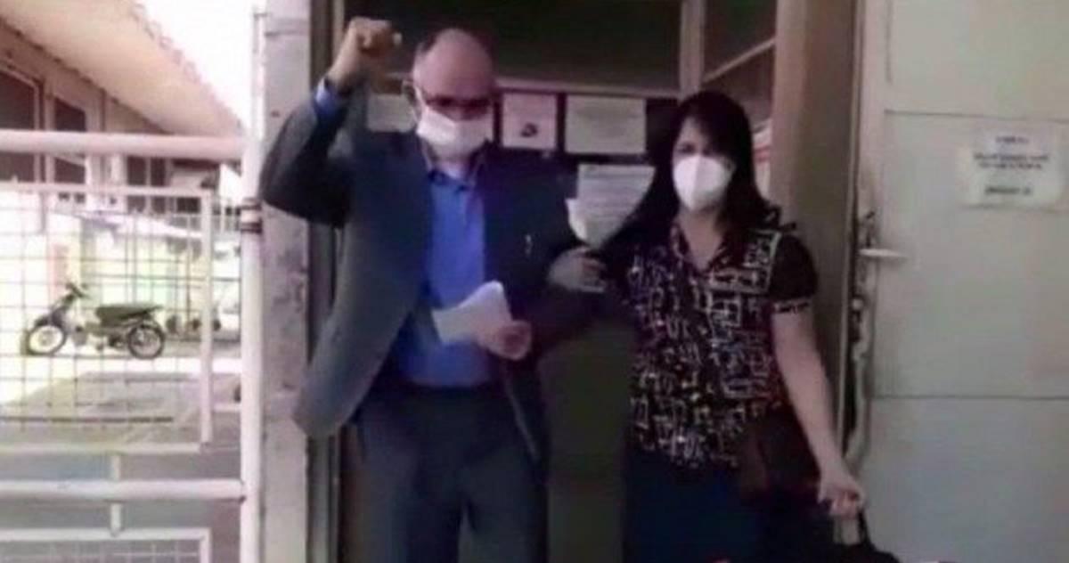 Após 21 dias entubado pastor vence o coronavírus