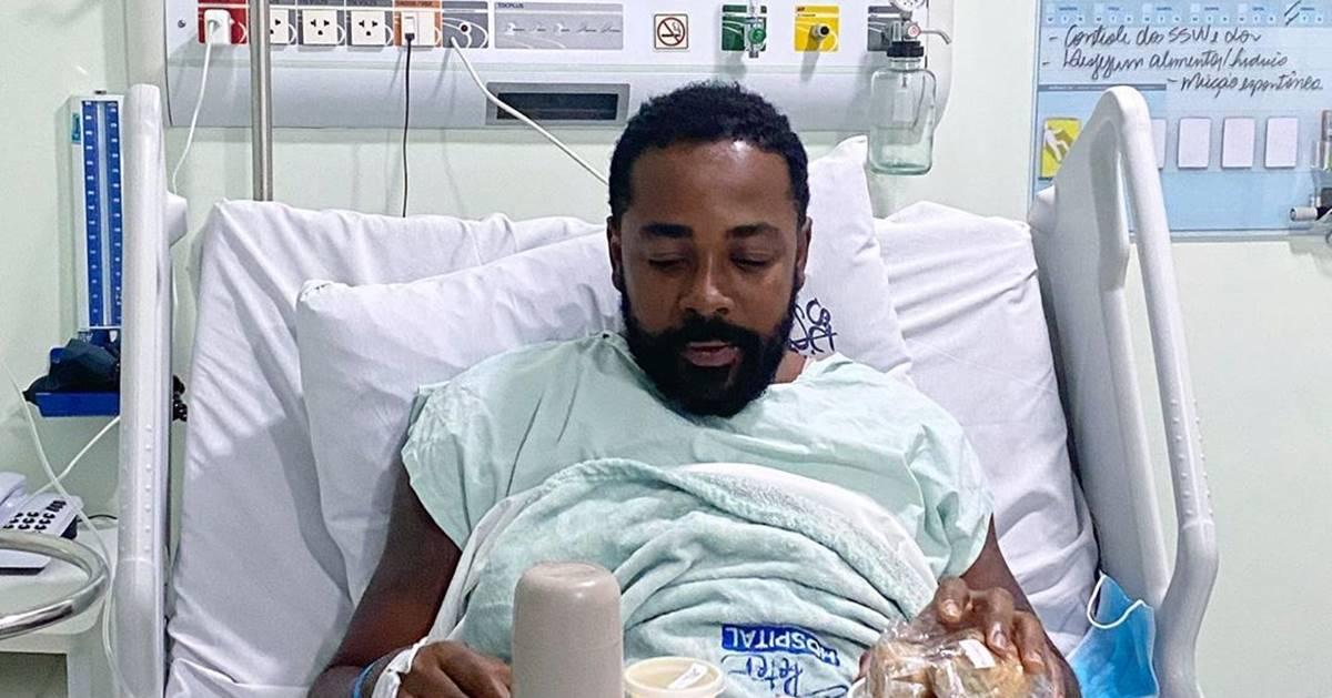 """Clovis Pinho é hospitalizado e preocupa fãs: """"É Covid?"""""""