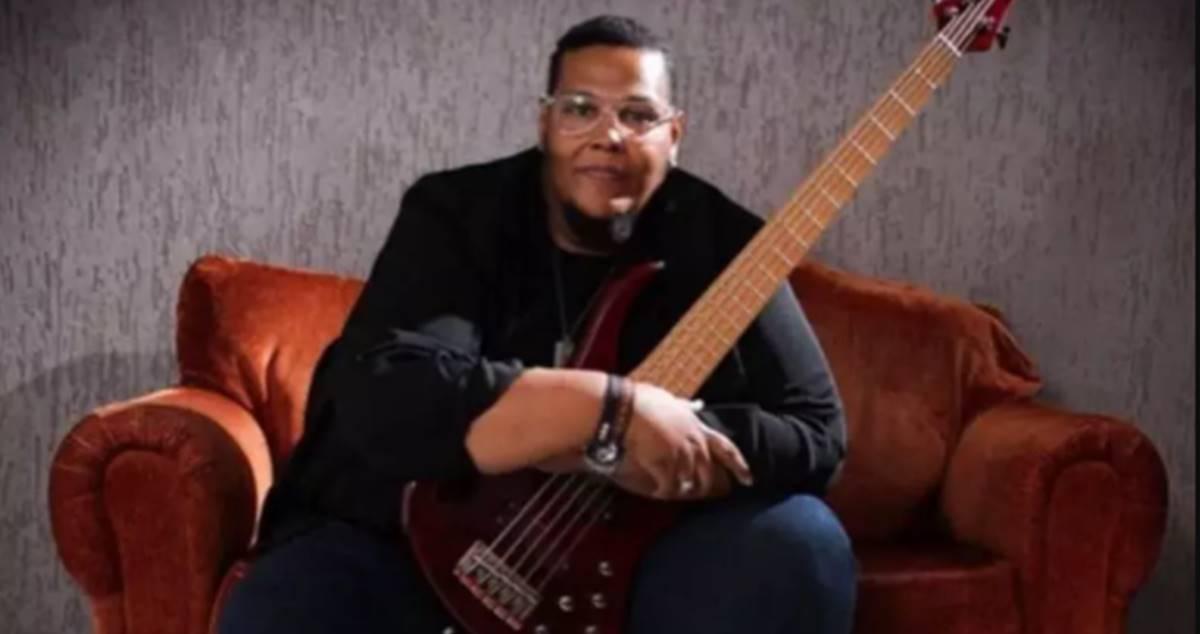O último adeus ao músico Jadão Junqueira, ex-baixista do Renascer Praise