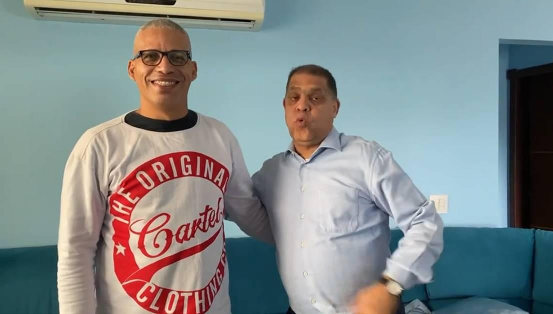 Pr. Junior Trovão é curado de doença grave após oração do pastor Marcos Pereira