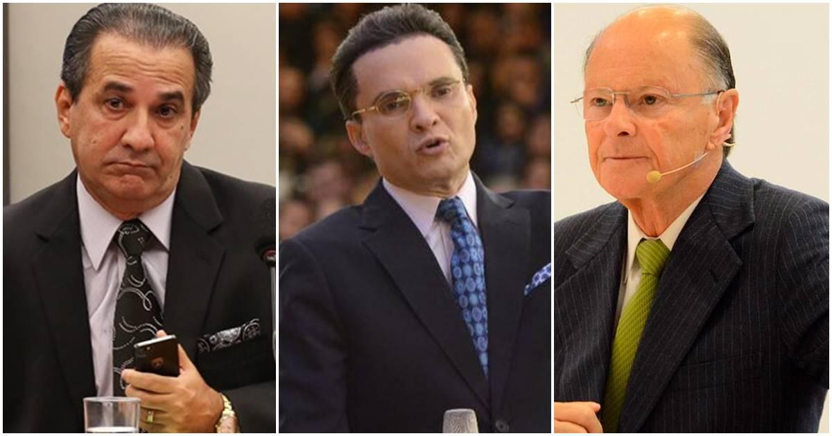 Líderes evangélicos (Reprodução)