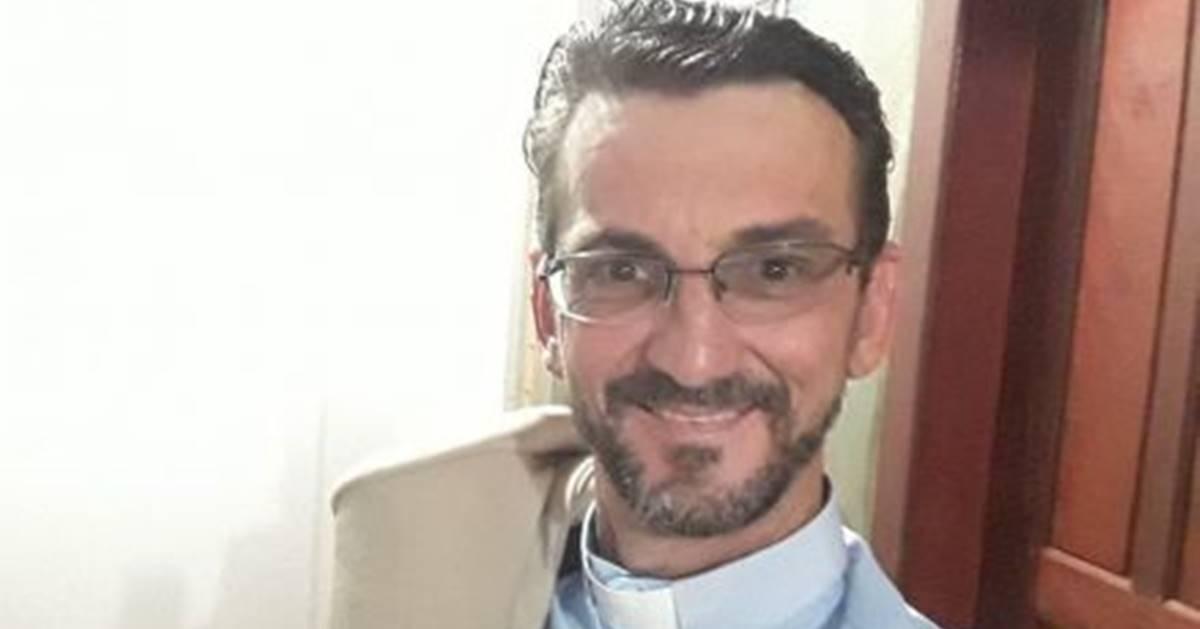 Padre Ramiro José Perotto (Reprodução)