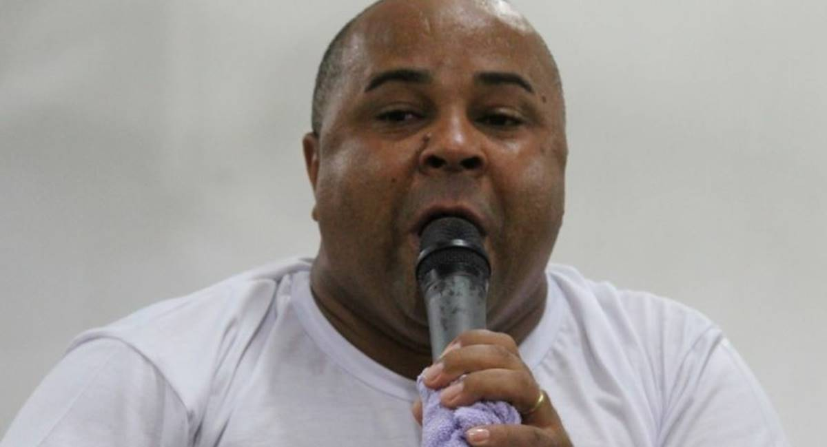 Pastor Fabrício Bezerra