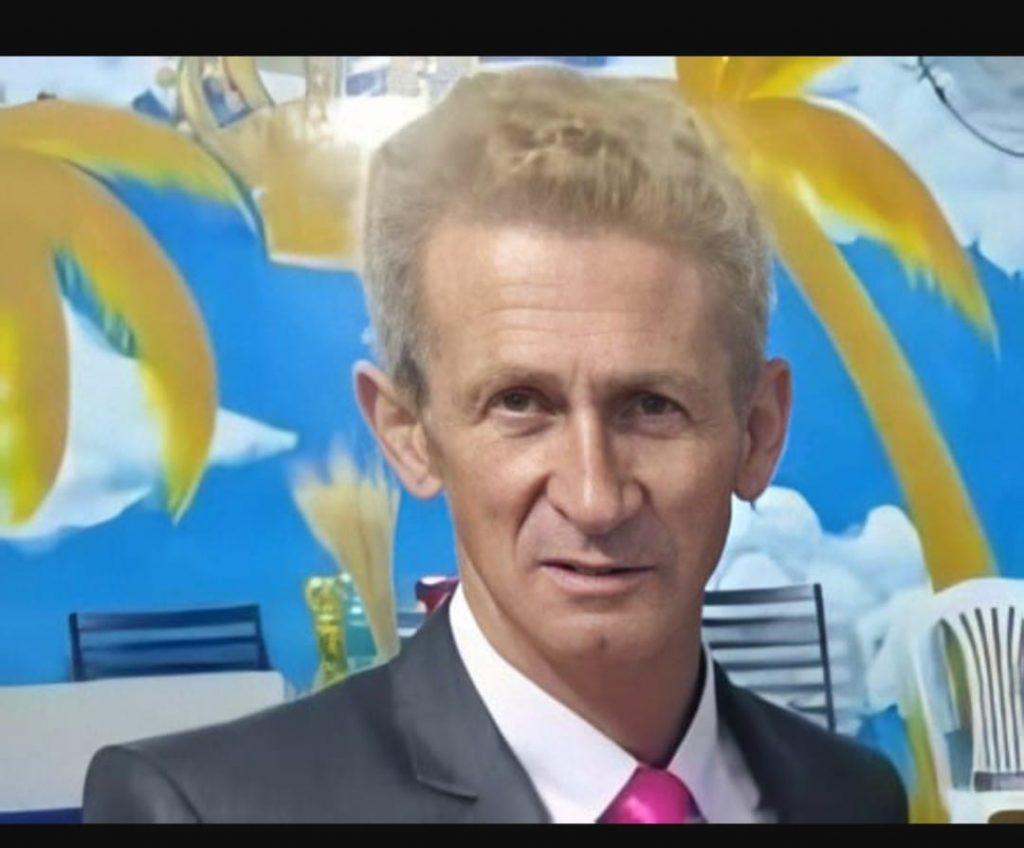 Pastor João Soares dos Anjos (Reprodução)