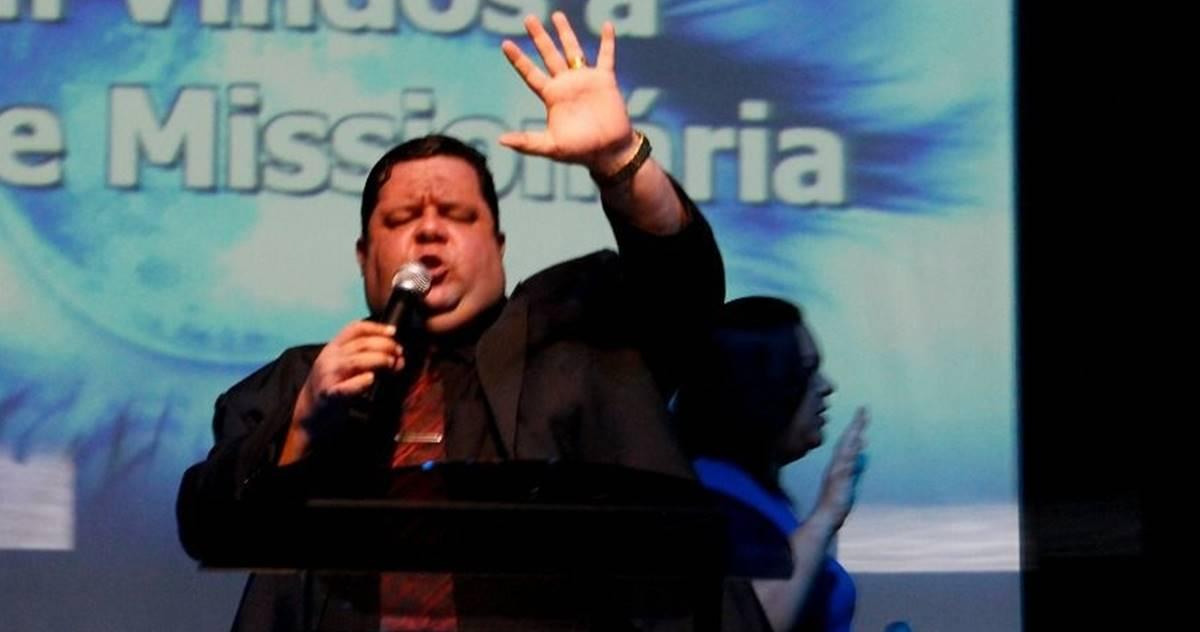Pastor João Batista (Reprodução)