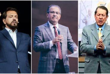 Pastores evangélicos (Reprodução)