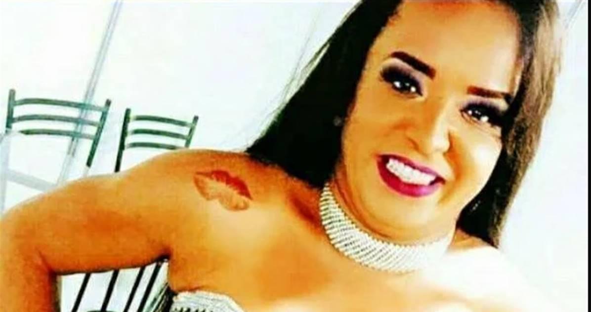 Ruby Lopes Mulher Trans (Reprodução)
